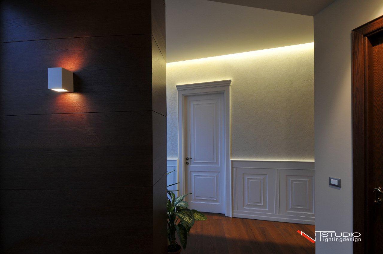 Garofoli illuminazione illuminazione per soffitti con travi in